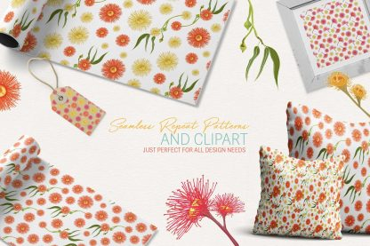 Australian Wildflower Design Collection