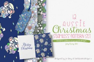 Aussie Christmas Patterns