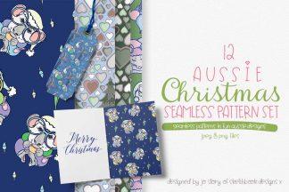 Aussie Christmas Patterns